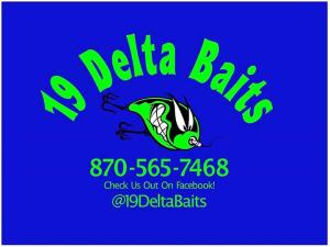 19 Delta Baits